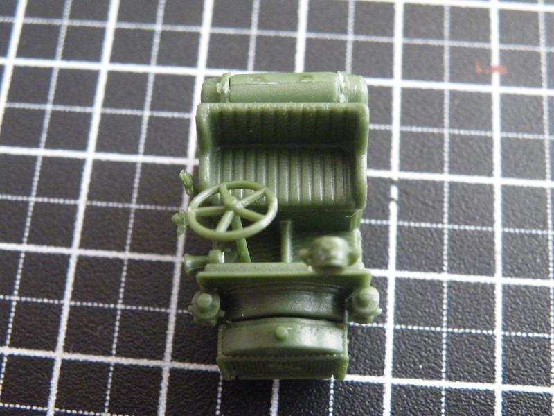 FWD Modell B 3-Tonner von Roden 1/72 Dscf2514