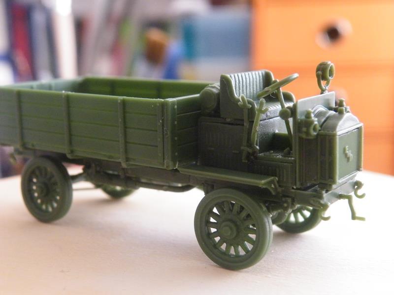 FWD Modell B 3-Tonner von Roden 1/72 Dscf2517
