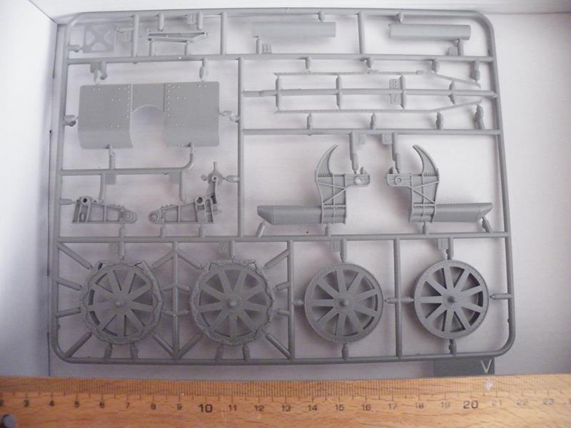 Takom 21 cm Mörser Krupp 10/16 in 1/35 Dscf2527