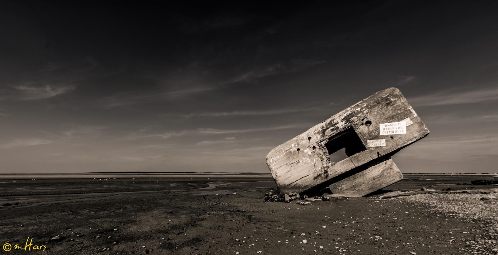 Vestige en baie de Somme Bds-1310