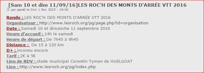 10-11/09/16]LES ROC'H DES MONTS D'ARRÉE VTT 2016 Captur19