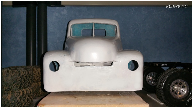 Chris Customs. Chevy Truck 1950 - Page 3 20151011
