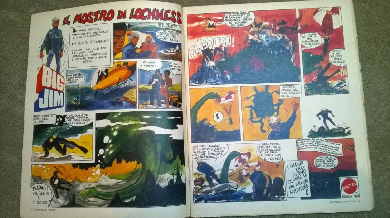 Corriere dei Piccoli 2 Nov 1978 - Il Mostro di Lochness Wp_20110