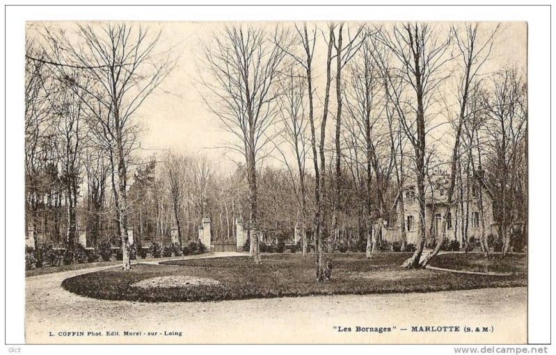 Bourron-Marlotte Seine-et-Marne  Bourro11