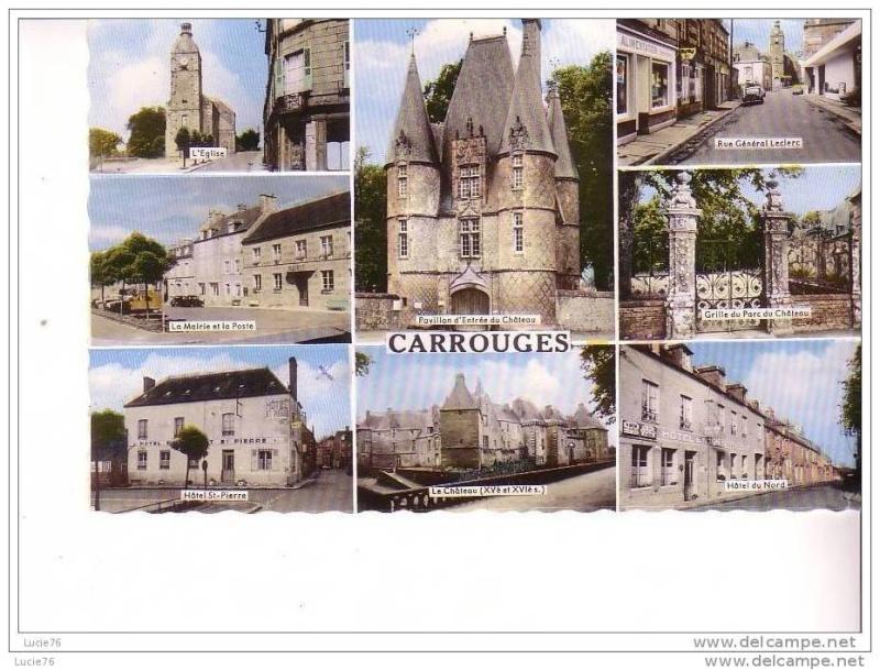 Carrouges Orne Carrou11