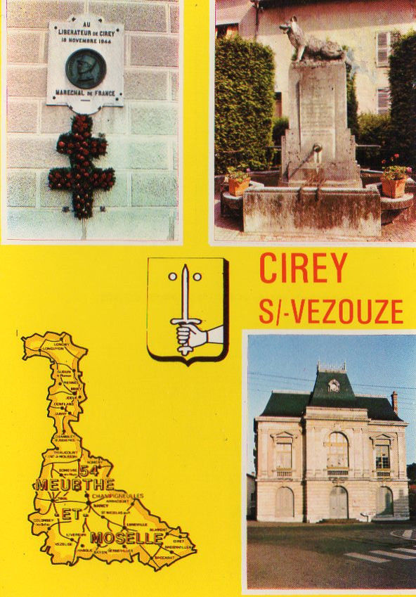 Cirey-sur-Vezouze Meurthe-et-Moselle Cire110