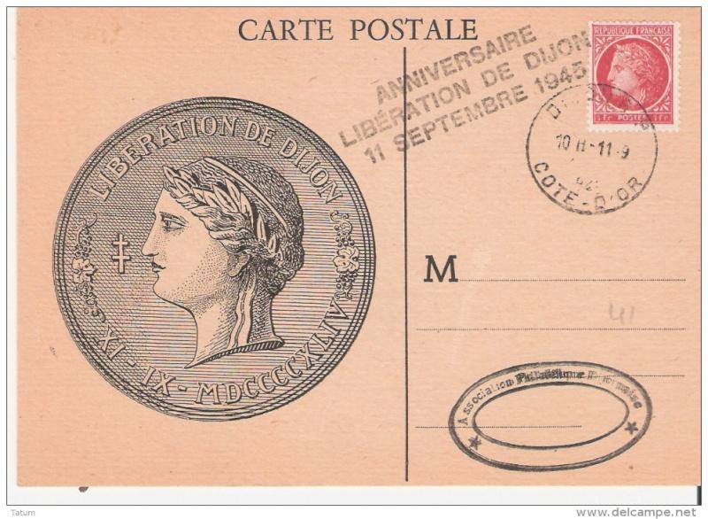 Dijon 1949 1954 1984 Nod-sur-Seine Dijon110