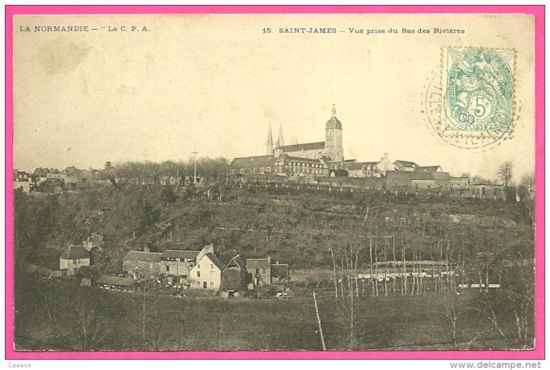 St senier de beuvron - Saint-James Manche Saint_25