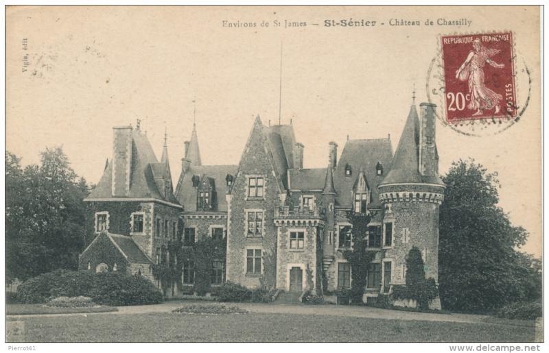St senier de beuvron - Saint-Senier-sous-Avranches Manche Senier10