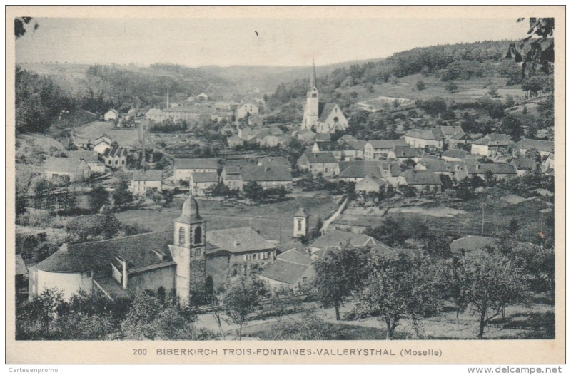 Troisfontaines Moselle ( Cristallerie de Vallérysthal) Trois_10