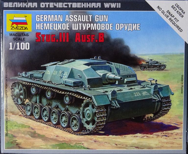 StuG III Ausf B [ Zvezda 1/100ème ] ( Terminé ) Dsc03110