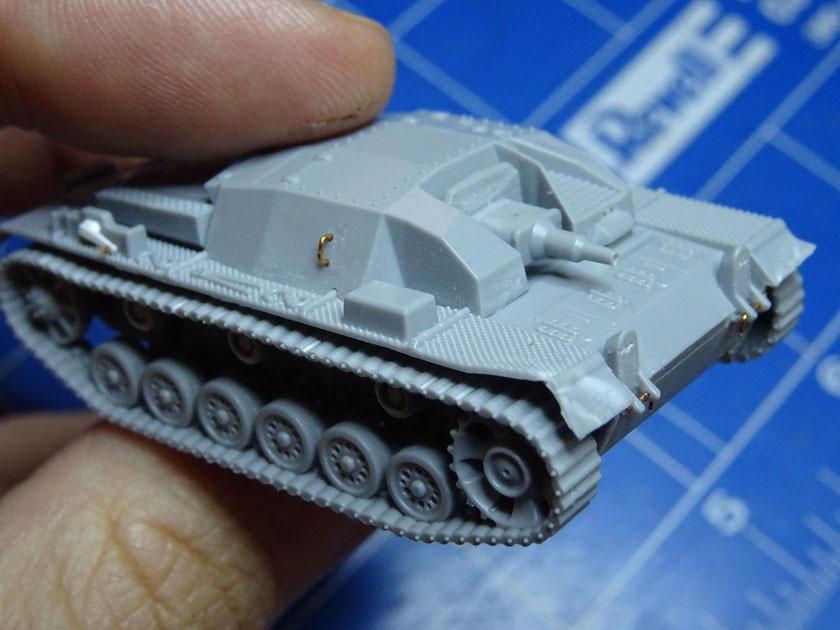 StuG III Ausf B [ Zvezda 1/100ème ] ( Terminé ) Dsc03213