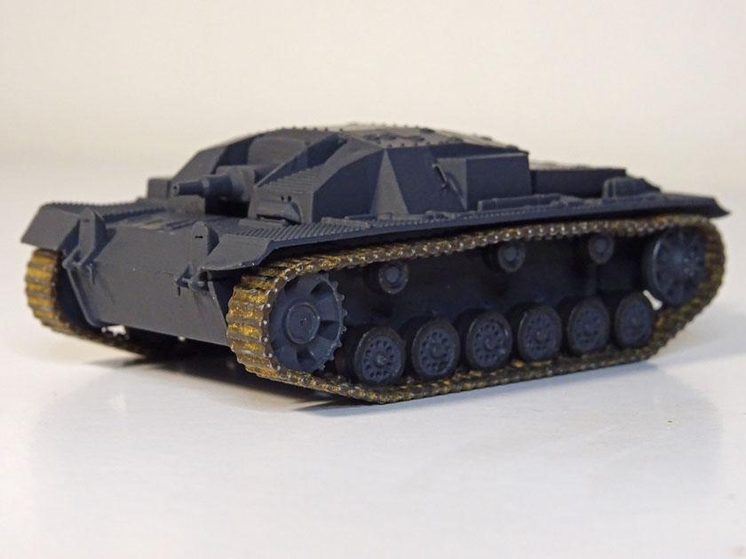StuG III Ausf B [ Zvezda 1/100ème ] ( Terminé ) Dsc03215