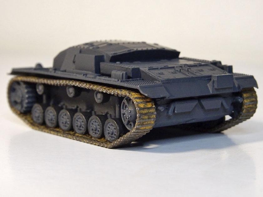StuG III Ausf B [ Zvezda 1/100ème ] ( Terminé ) Dsc03216
