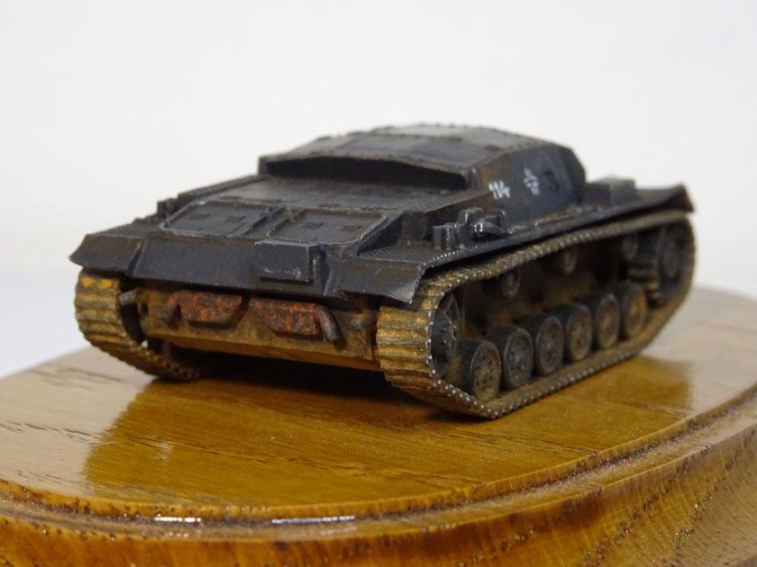 StuG III Ausf B [ Zvezda 1/100ème ] ( Terminé ) Dsc03219