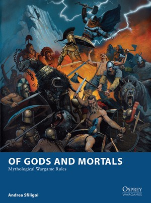 Of Gods and Mortals 97817810