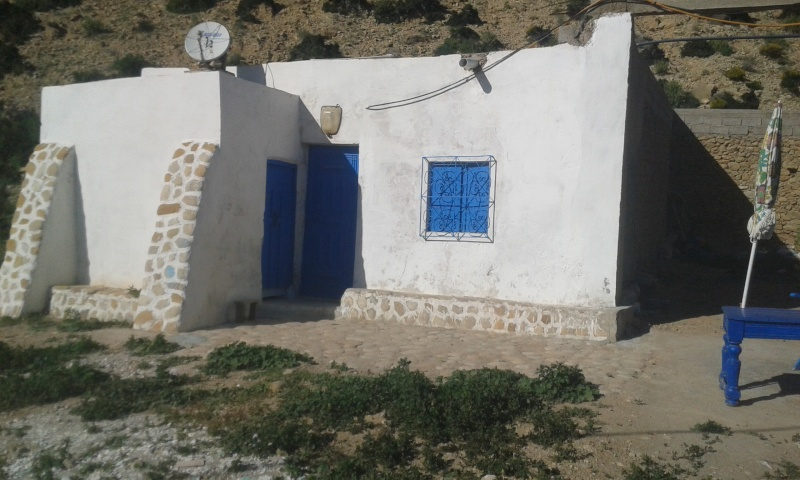 [Maroc Camp/Découverte] Rachid et la nouvelle Aire de TAFEDNA (Zone 4) 20150210