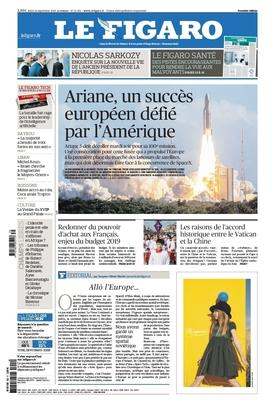 Le spatial dans la presse - Page 5 Figaro10