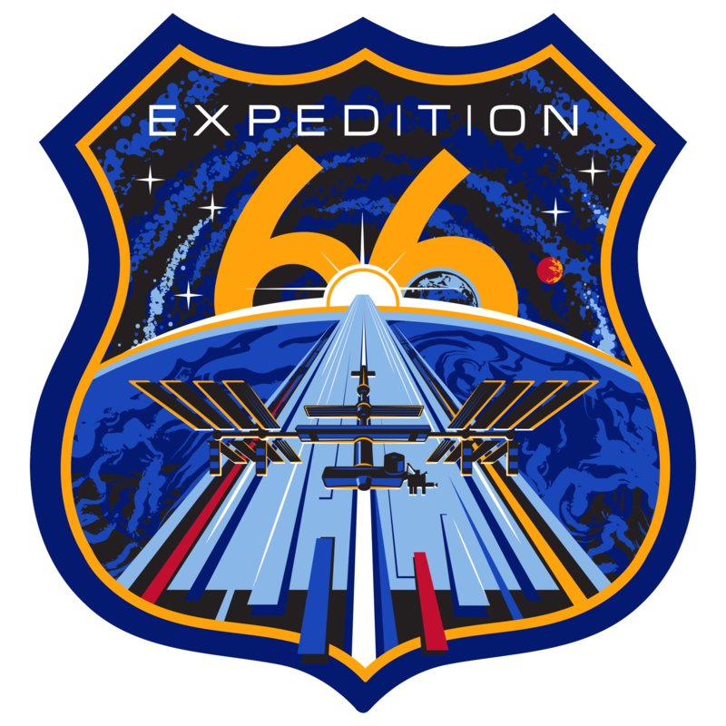 [ISS] Expédition 66 Iss_ex10