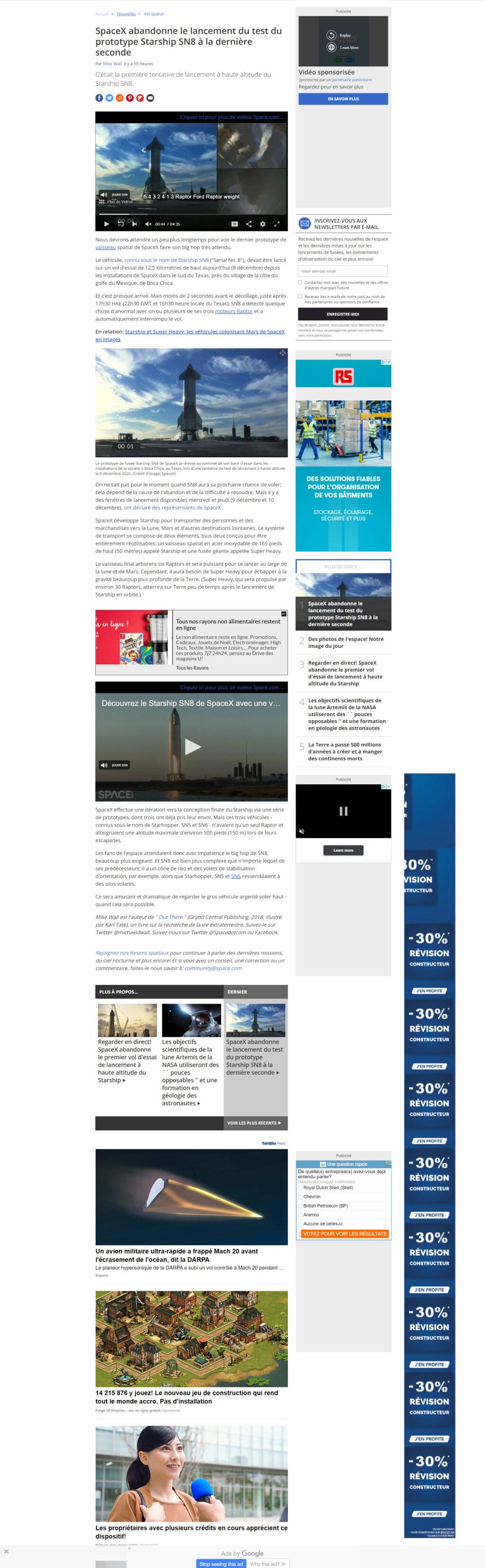 Starship SN8 (Boca Chica) (1/2) - Page 39 Starsh13