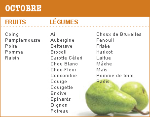 fruits & légumes de saisons - Page 8 Octobr10