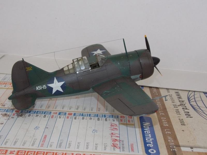 Brewster Buffalo 48° de Special Hobby Dscn6416