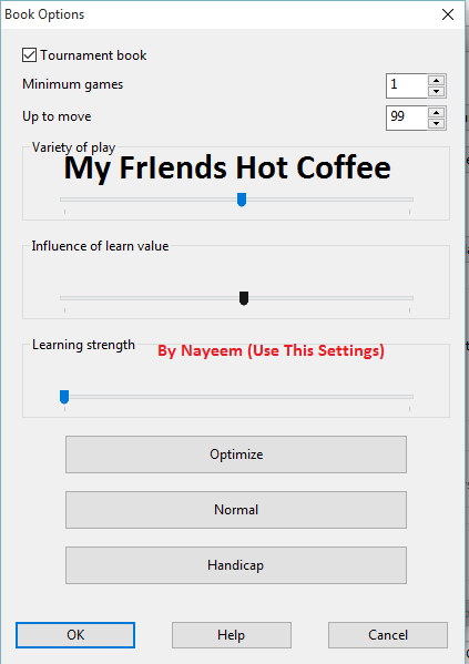 My FrIends Hot Coffee 3 CTG Settin10