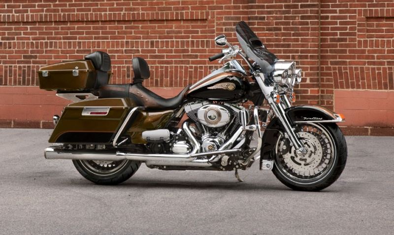 Touring ROAD KING CLASSIC 2013-h11