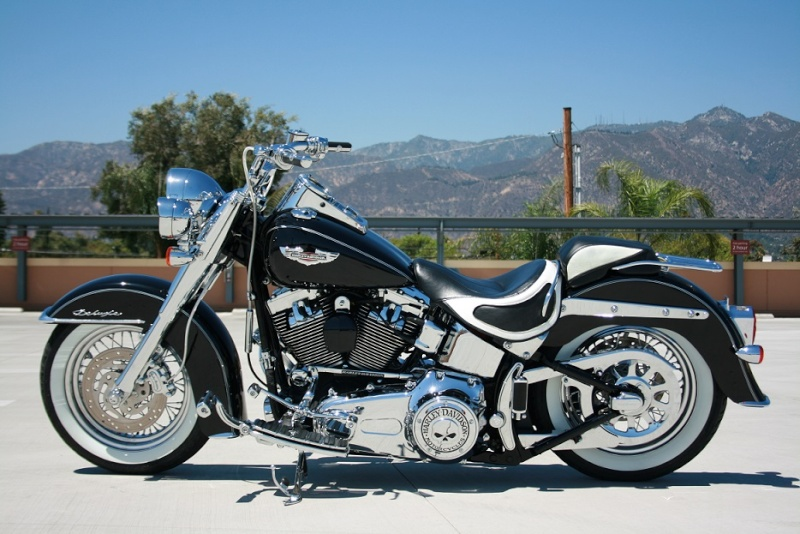 Softail DELUXE 41010