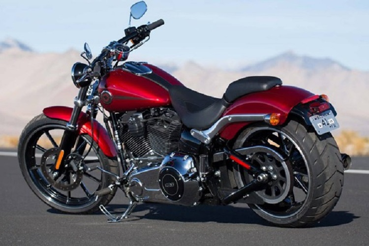 Softail BREAKOUT Harley10