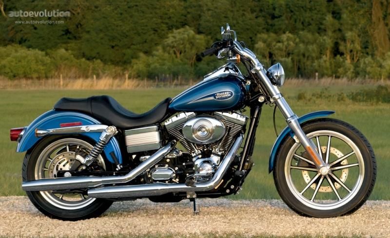 Dyna LOW RIDER Harley13