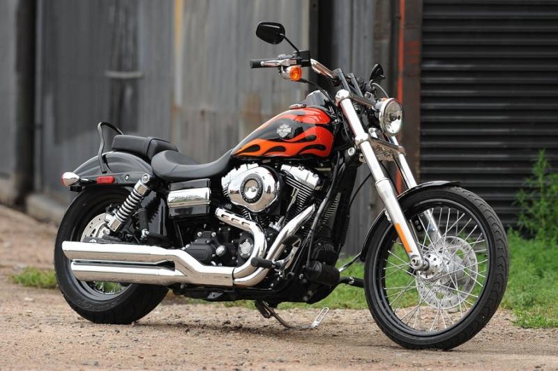 Dyna WIDE GLIDE Harley14