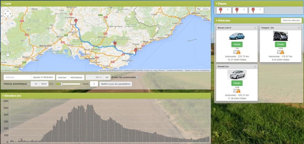 Travaillan (84) - Le Trayas (06) du 26 au 29 août 2015, 252 kilomètres Retour12