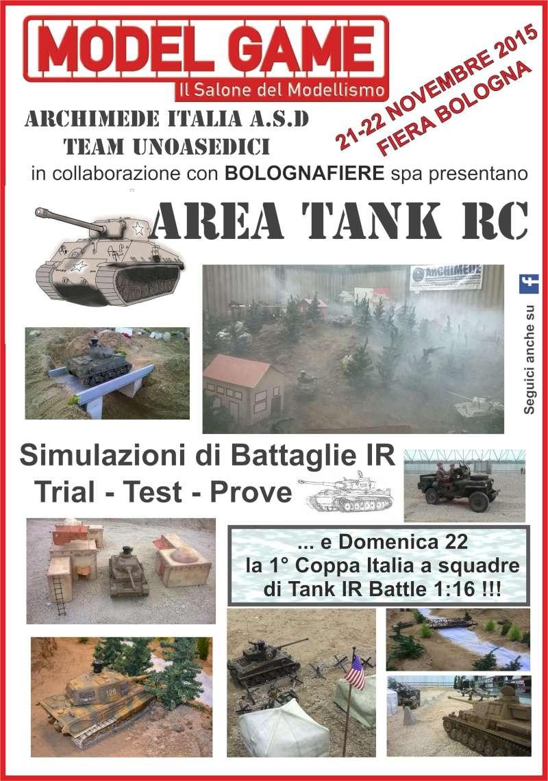 Invito al Modelgame Bologna 21-22 Novembre Modelg10