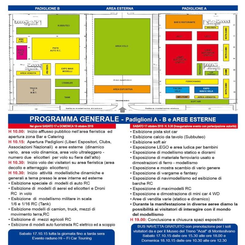 Invito al Model Touring 2015 - Pescara 17 e 18 ottobre 2015  Progra10