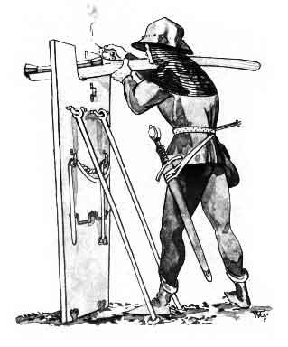 Mon trésor de Ciney : canon médiéval XV ème siècle 12468010