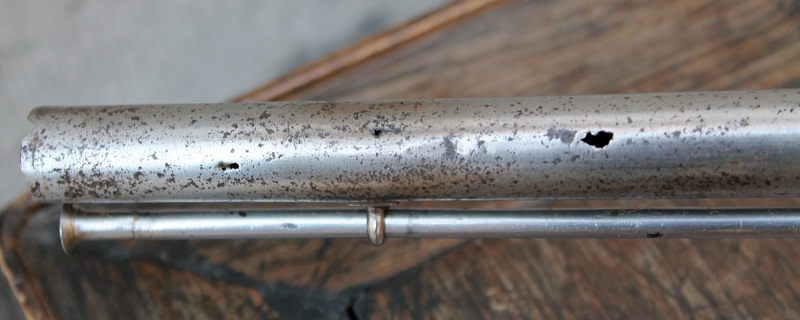 Rare pistolet à silex 17 ème siècle 17th-c14