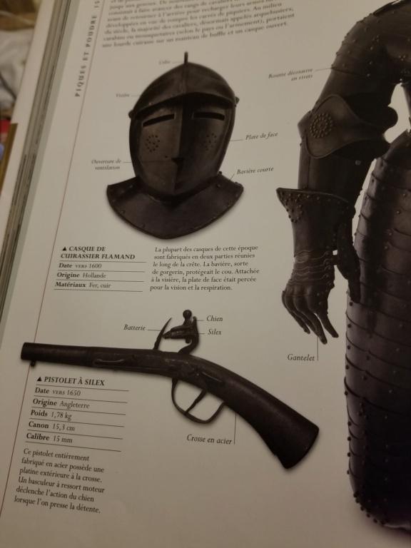 Rare pistolet à silex 17 ème siècle 20201110