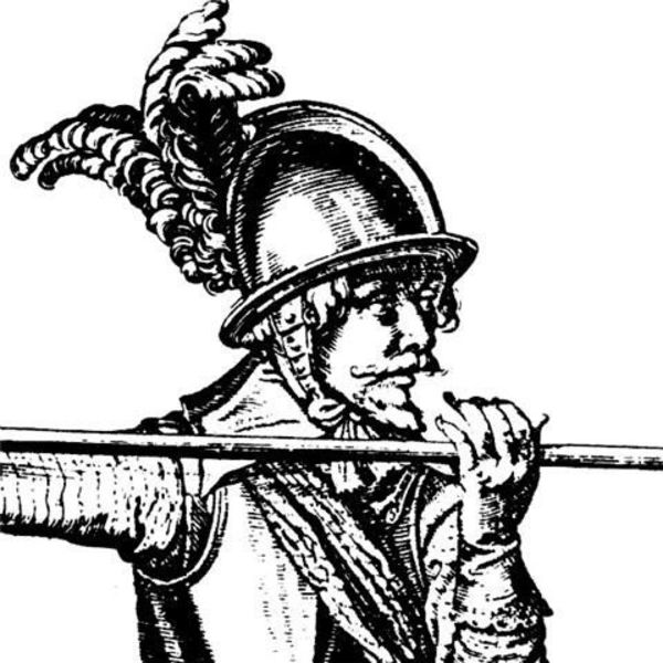 Casque: Cabasset à crête 17 ème siècle Casque15
