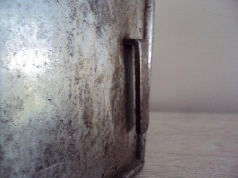 Morion, cuirasse, dague... XVII ème Dsc04035