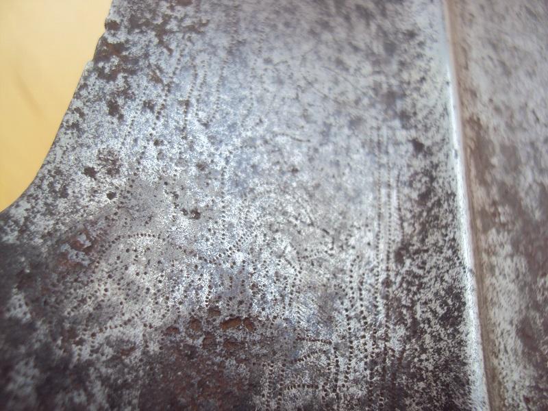 Pertuisane XVI ème siècle Dsc04092