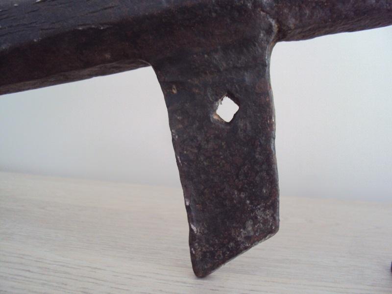 Mon trésor de Ciney : canon médiéval XV ème siècle Dsc05012