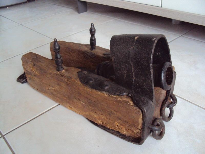 Petit canon de marine XVIII ème Dsc05194
