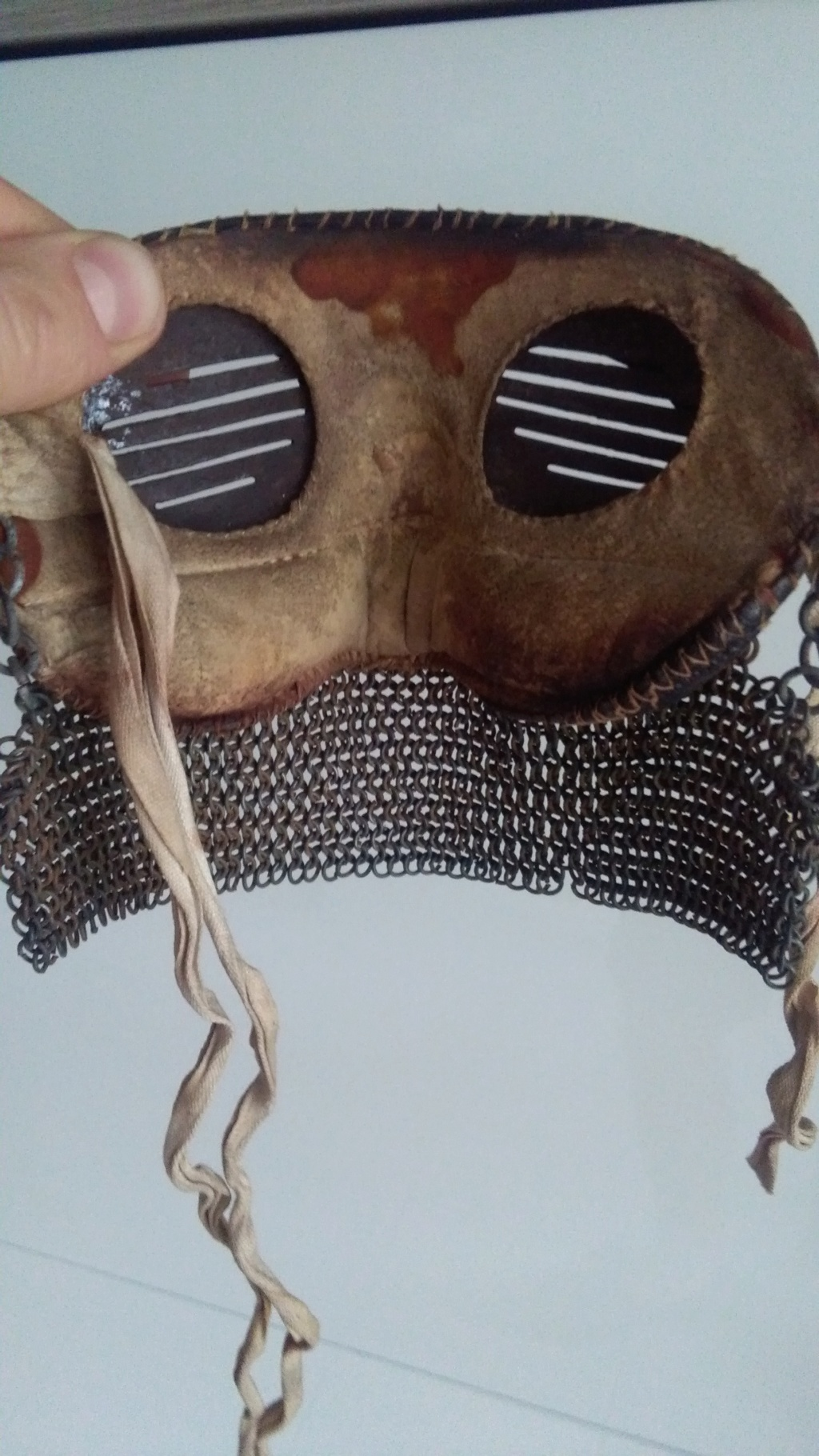 Masque de tankiste 1917 - 1918 Img_2070