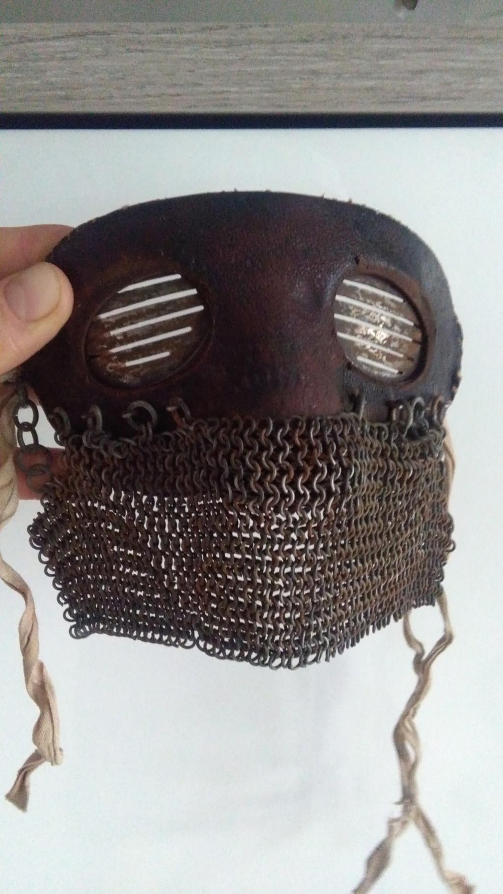 Masque de tankiste 1917 - 1918 Img_2071