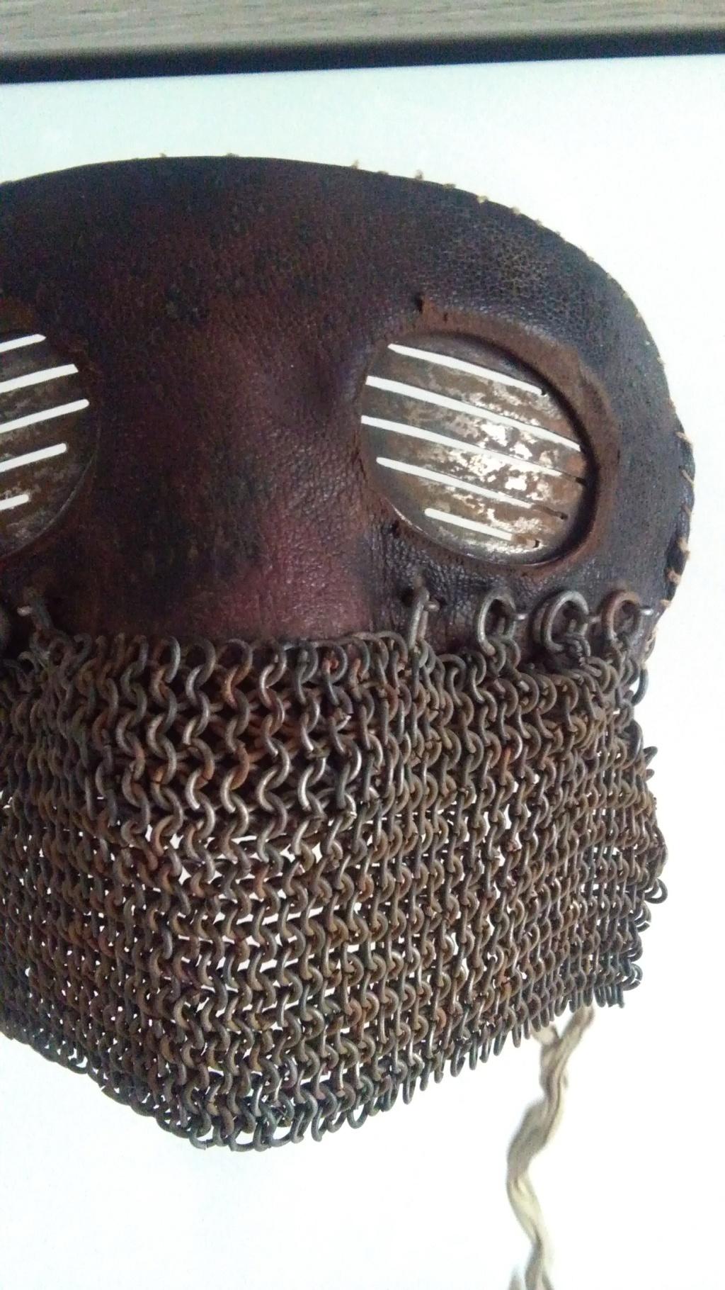 Masque de tankiste 1917 - 1918 Img_2072