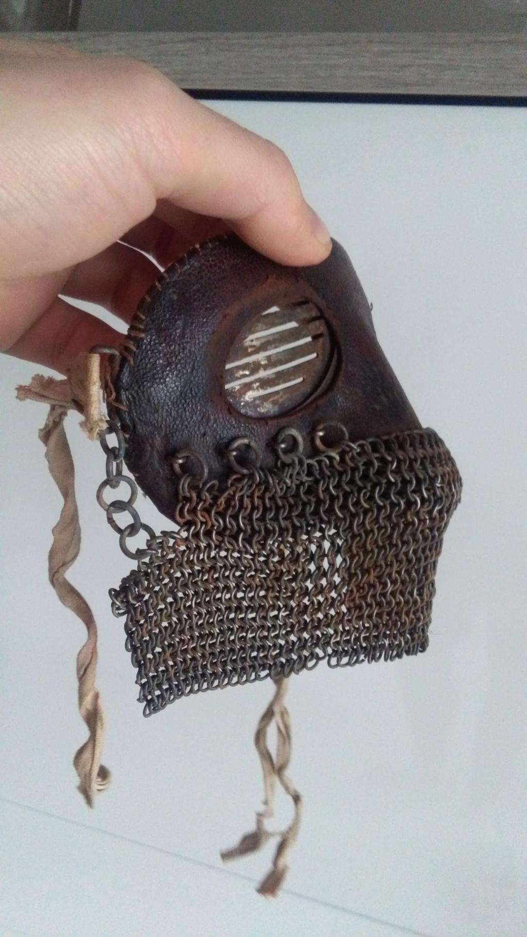 Masque de tankiste 1917 - 1918 Img_2074