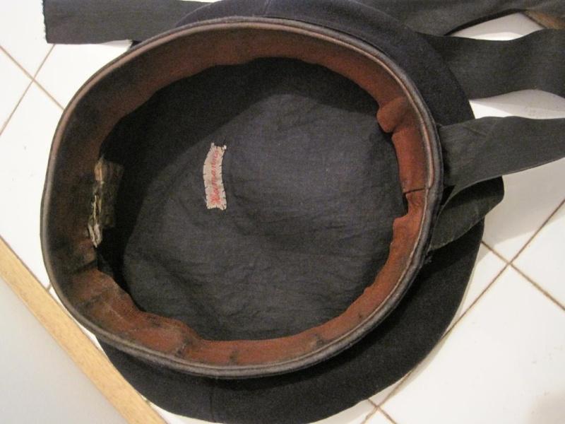 Recherche bachi et casquette de la Kriegsmarine Photo_11