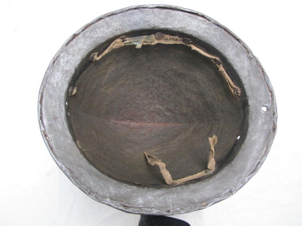 Casque : cabasset à ergot 16 ème siècle S-l16030