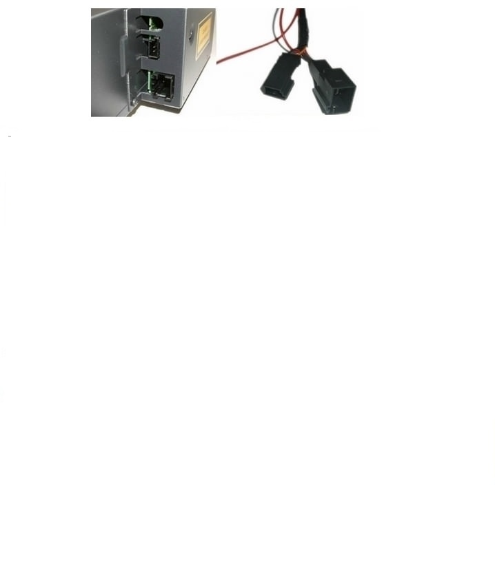 projet cle USB avec yatour sur radio cassette origine Connec10